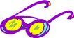 眼镜0072,眼镜,服装饰物,