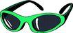 眼镜0081,眼镜,服装饰物,