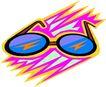 眼镜0084,眼镜,服装饰物,