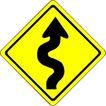 交通标识0908,交通标识,标识符号,