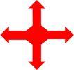 其它箭头0044,其它箭头,标识符号,