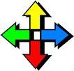 其它箭头0061,其它箭头,标识符号,