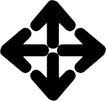 其它箭头0073,其它箭头,标识符号,