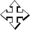 其它箭头0085,其它箭头,标识符号,