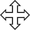 其它箭头0101,其它箭头,标识符号,