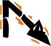 其它箭头0127,其它箭头,标识符号,