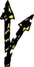 其它箭头0129,其它箭头,标识符号,