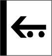 其它箭头0143,其它箭头,标识符号,