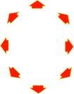 其它箭头0150,其它箭头,标识符号,