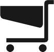 常用标识0055,常用标识,标识符号,购物车