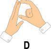 文字记号与手势0197,文字记号与手势,标识符号,