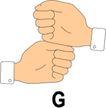 文字记号与手势0199,文字记号与手势,标识符号,