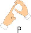 文字记号与手势0209,文字记号与手势,标识符号,
