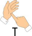 文字记号与手势0213,文字记号与手势,标识符号,