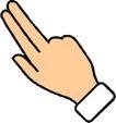 文字记号与手势0223,文字记号与手势,标识符号,