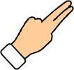 文字记号与手势0224,文字记号与手势,标识符号,