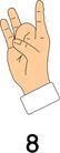 文字记号与手势0242,文字记号与手势,标识符号,