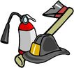 消防安全0232,消防安全,标识符号,