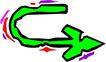 转弯箭头0114,转弯箭头,标识符号,