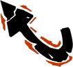 转弯箭头0122,转弯箭头,标识符号,