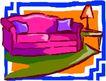沙发与灯0092,沙发与灯,用品,