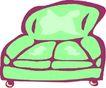 沙发与灯0112,沙发与灯,用品,
