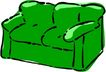沙发与灯0118,沙发与灯,用品,