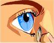眼睛0042,眼睛,身体器官,