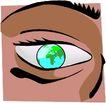 眼睛0075,眼睛,身体器官,