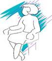 身体语言0054,身体语言,身体器官,
