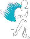 身体语言0056,身体语言,身体器官,