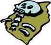 骨骼0155,骨骼,身体器官,