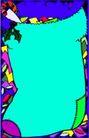 季节装饰0233,季节装饰,边框背景,