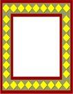 形色边框0464,形色边框,边框背景,