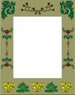 形色边框0471,形色边框,边框背景,