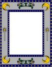 形色边框0474,形色边框,边框背景,
