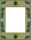 形色边框0476,形色边框,边框背景,