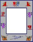 形色边框0483,形色边框,边框背景,