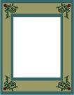 形色边框0492,形色边框,边框背景,