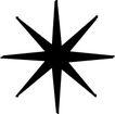 星状0521,星状,边框背景,