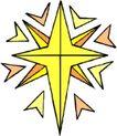 星状0525,星状,边框背景,