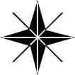 星状0542,星状,边框背景,