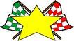 星状0554,星状,边框背景,