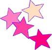 星状0562,星状,边框背景,