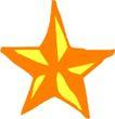 星状0566,星状,边框背景,