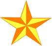 星状0570,星状,边框背景,