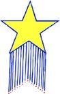 星状0574,星状,边框背景,