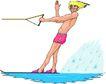 水上运动0680,水上运动,运动休闲,