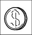 货币0166,货币,金融钱币,