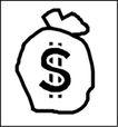 货币0172,货币,金融钱币,